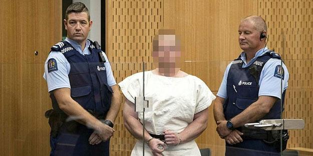 Terörist Tarrant'ın davasında sıcak gelişme