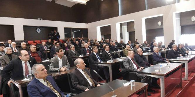 Kılıçdaroğlu, Hayır Platformu üyeleriyle buluştu