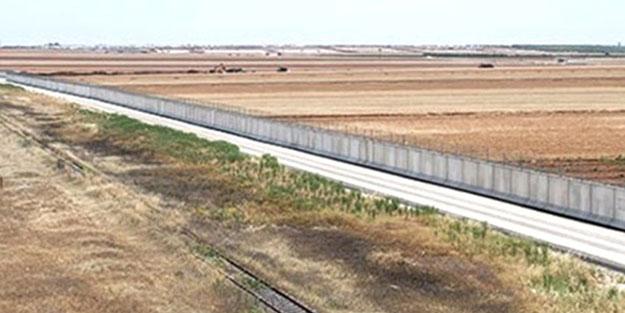 564 kilometrelik güvenlik duvarı tamamlandı