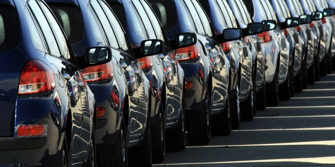 Otomobil pazarı Mayıs ayında %11 azadı
