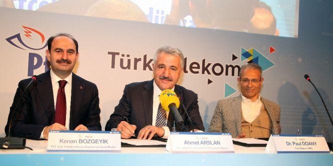 ''PTT'ye 5 bin yeni çalışan alınacak''