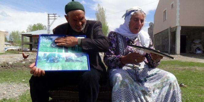 Evi yıkılan şehit ailesi yeni yuvasına kavuşuyor