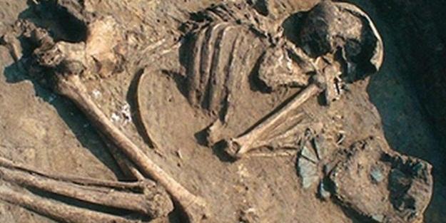 6 bin 600 senelik mezarlıktan 'gelir eşitsizliği' çıktı