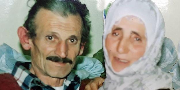 61 yıllık evli çift 15 dakika arayla öldü!