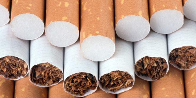 Sigara üretimi %10 geriledi