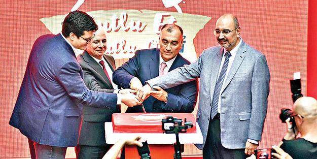 65 bin Yıldız Holding çalışanı çocukları mutlu etti