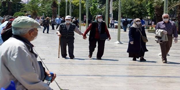 65 yaş üstü sokağa çıkma yasağı hangi illerde devam ediyor? 65 yaş üstü izin saatleri