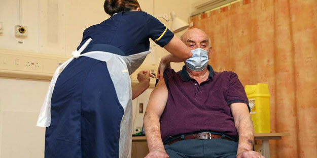 65 yaş üzeri vatandaşların bir kısmı aşı yaptırmadı