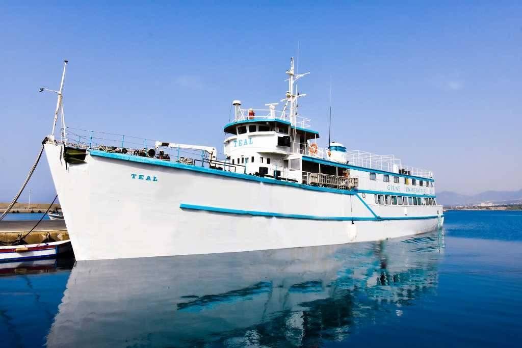 66 yaşındaki TEAL gemisi müze oluyor