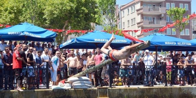 Mudanya'da kabotaj bayramı coşkusu