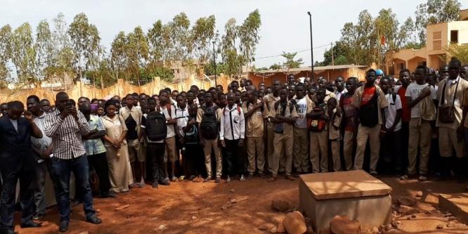 Ömer Halisdemir'in İsmi Mali'de yaşatılıyor