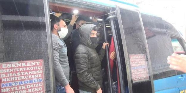 Akıllanmıyorlar! İstanbul'da çileden çıkaran görüntü