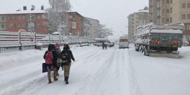 7 Ocak Salı Mersin'de kar tatili olacak mı?