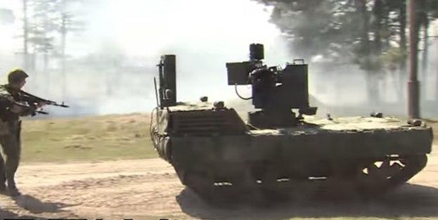 7 tonluk 'robotik' zırhlı araç herkesi şaşırtıyor