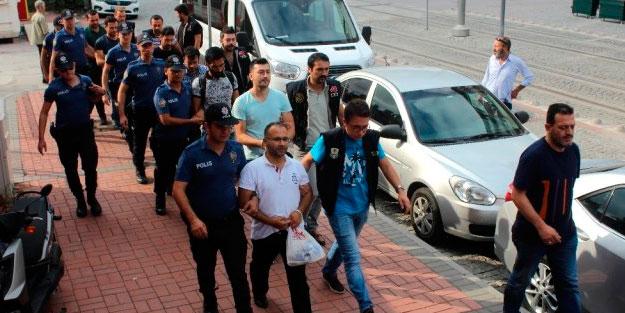 7 TÜBİTAK çalışanı FETÖ'den tutuklandı