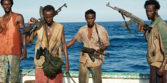 Somali'de korsan saldırısı