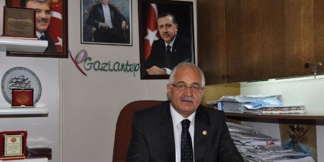 Milletvekili Erdoğan'dan 23 Nisan kutlaması