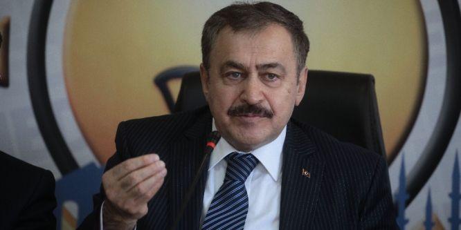 """Eroğlu: """"Kılıçdaroğlu, 18 maddeyi okursa 'evet' diyecektir"""""""