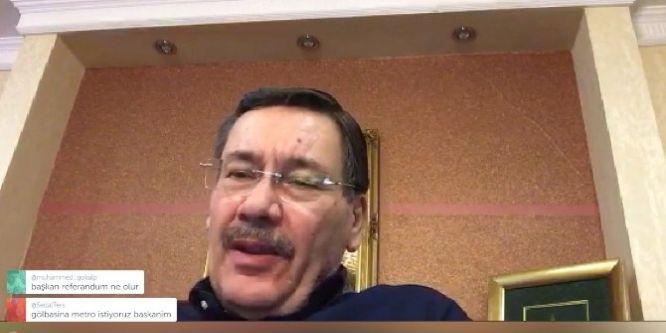 Ankara Büyükşehir Belediye Başkanı Gökçek'ten önemli açıklamalar