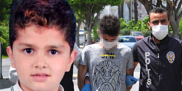 8 yaşındaki kardeşini öldürmüştü! Kan donduran ifadesi ortaya çıktı
