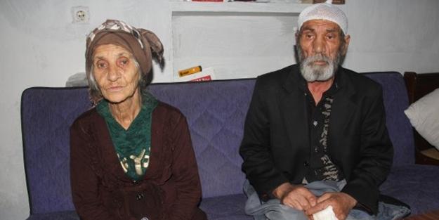 80 yaşındaki kadın 63 yaşındaki kocasını bıçakladı! Eşine kıyamayan adam şikayetçi olmadı