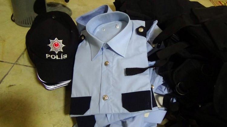 81 il uyarıldı! Polis üniformalı teröristler...