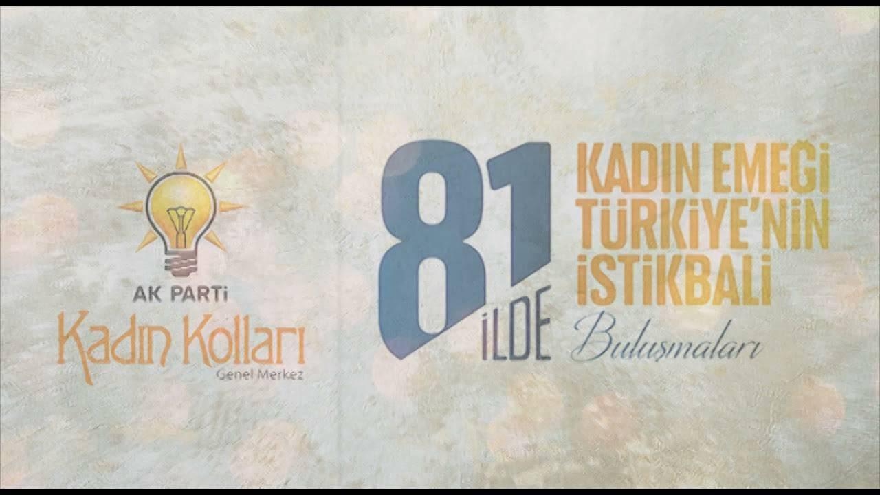 """81 İlde """"Kadın Emeği Türkiye'nin İstikbali Buluşmaları"""""""