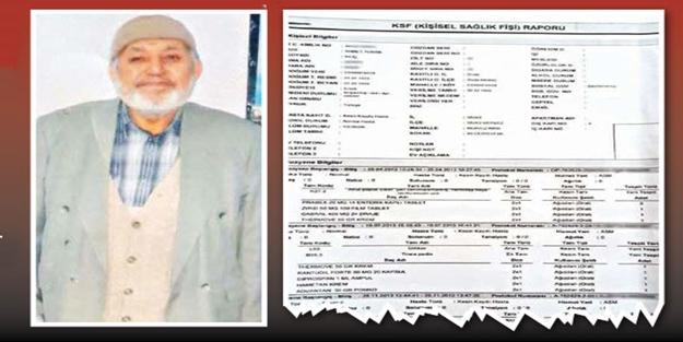 85 yaşında cezaevinde ölümü bekliyor