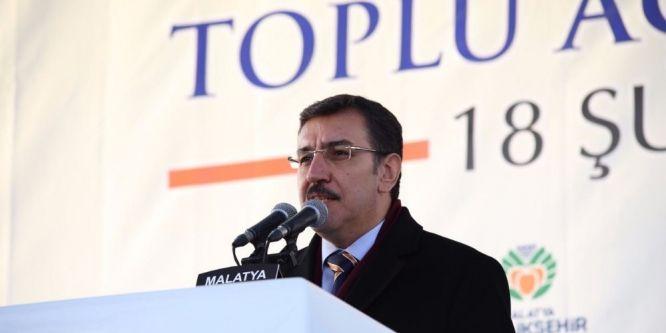 """Tüfenkci: """"Cumhurbaşkanlığı hükümet sistemi ile istikrar ve güveni kalıcı hale getireceğiz"""""""