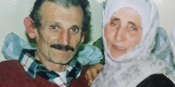 61 yıllık çift 15 dakika arayla hayatlarını kaybetti