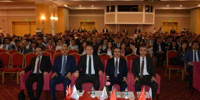 Aday memurların temel eğitimi Antalya'da başladı