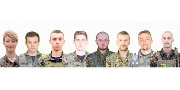 9 İngiliz Afrin'deydi... 1'i kaçtı! Diğerleri...