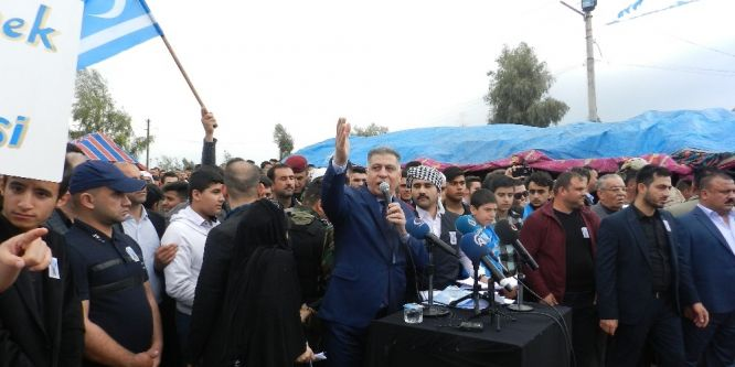 Irak Türkmen Cephesi 22 Yaşında