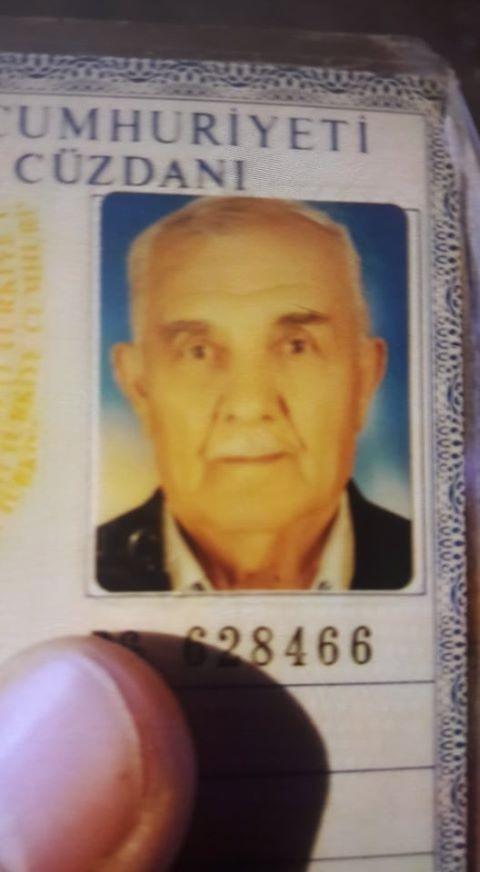 95 yaşındaki yaşlı adamdan haber alınamıyor