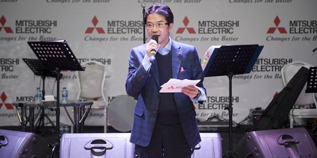 95 yıllık dünya devi Mitsubishi Electric Türkiye'deki 3. yılını kutladı