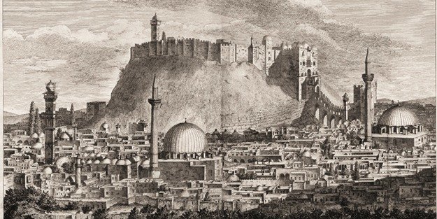 98 yıl önce Halep'i nasıl terk etmiştik?