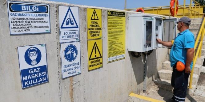 Atıksu arıtma tesislerinde güvenlik önlemleri arttı