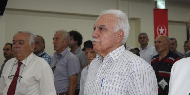 """""""Adalet Yürüyüşü FETÖ'den tutuklu 145 bin kişi ve tasfiye edilmiş unsurların tekrar göreve alınması için yapıldı"""""""