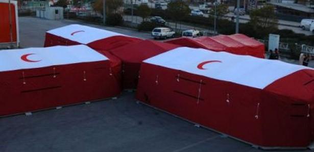 Türkiye'den Yemen'e 10 sahra hastanesi