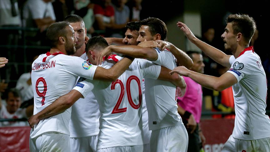 A Milli Futbol Takımı yarın toplanıyor
