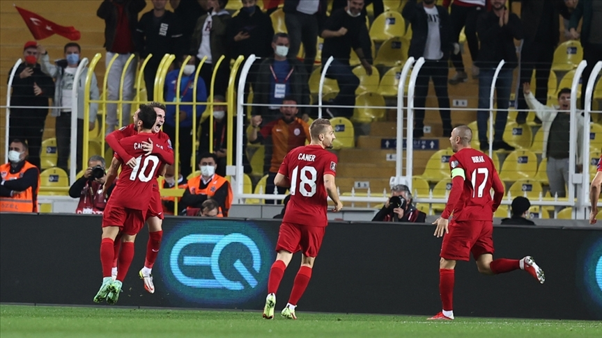 A Milli Futbol Takımı'nın Cebelitarık maçı Başakşehir'de oynanacak