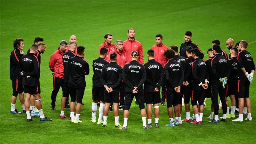 A Milli Futbol Takımı'nın EURO 2020 Elemeleri mesaisi 11 Kasım'da