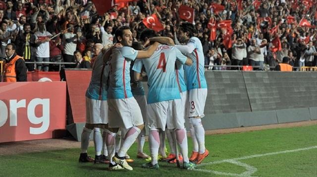 A Milli Takım Anadolu'da yenilmedi
