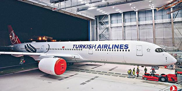 A350 için gün sayıyor