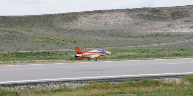 Model uçak ve helikopter festivali