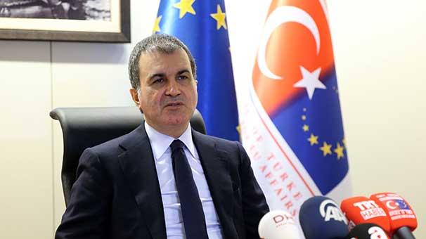 AB Bakanı Ömer Çelik: AB değerleri için en büyük tehdit aşırı sağ
