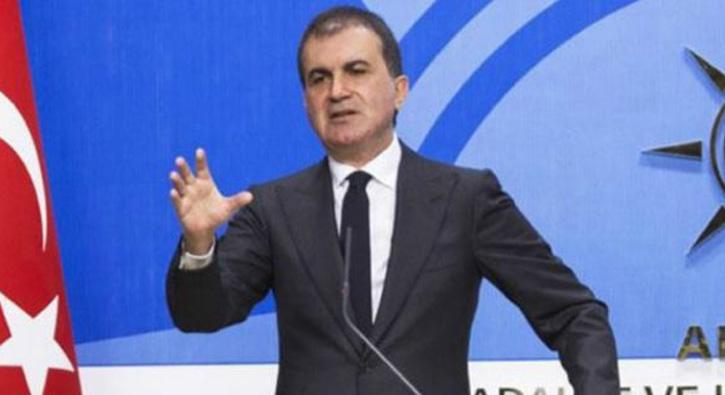 AB Bakanı Ömer Çelik'ten Juncker'e sert yanıt