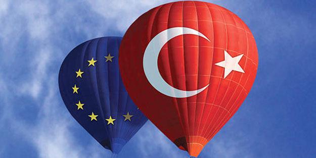 AB Bakanlığı'ndan açıklama… 'Türkiye…'