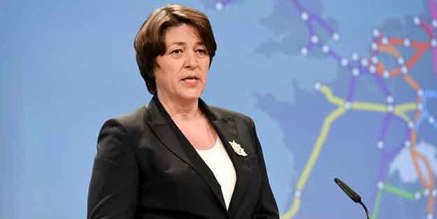 AB Komisyonu'ndan Türkiye açıklaması! 'Ülkenizle gurur duyabilirsiniz'