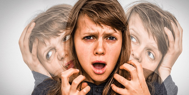 Abartılan sevda şizofren yapıyor